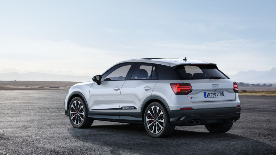 Audi SQ2 Rückleuchten