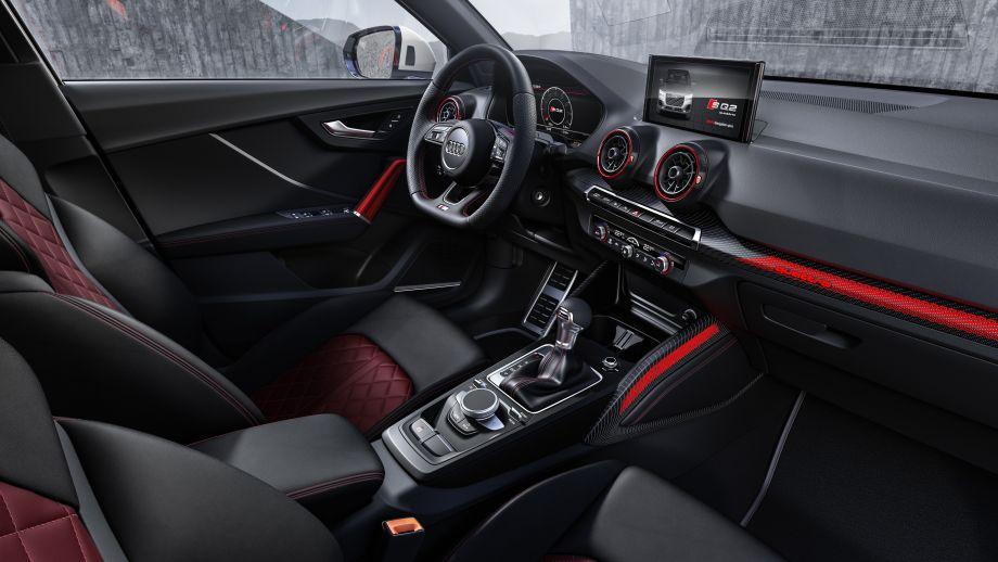 Audi SQ2 Cockpit