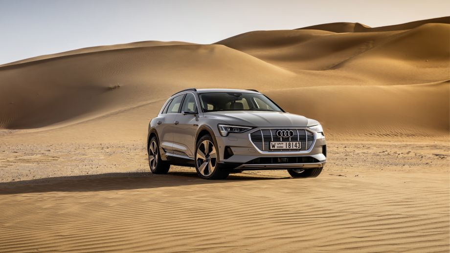 Audi e-tron Siambeige