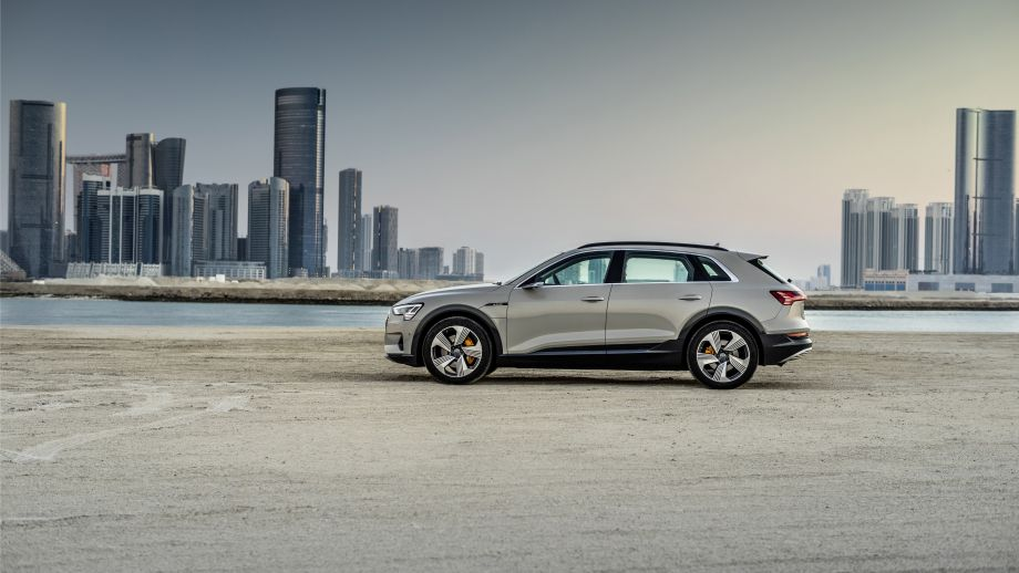 Audi e-tron Siambeige Felgen