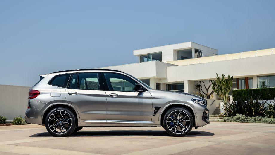 BMW X3 M SUV Felgen