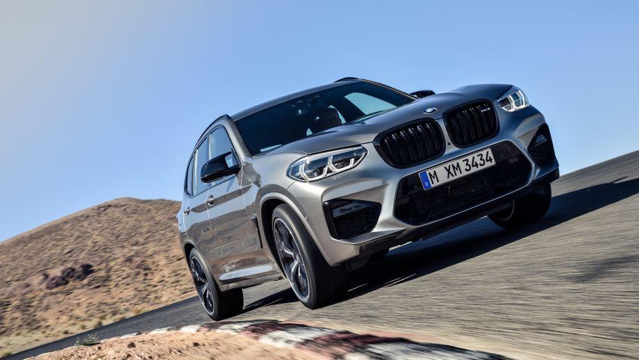 BMW X3 M SUV