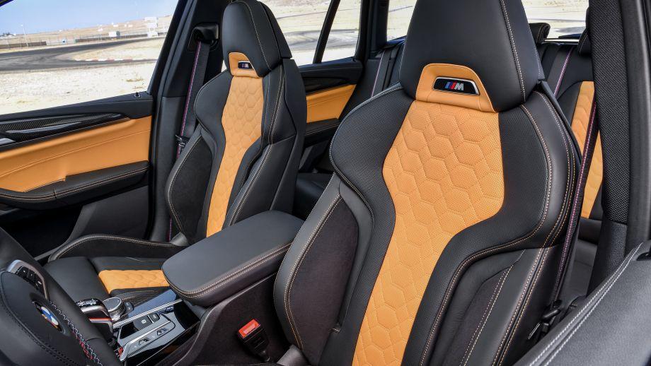 BMW X3 M SUV Sitze
