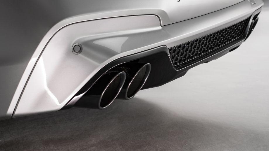 BMW X3 M SUV Auspuffanlage