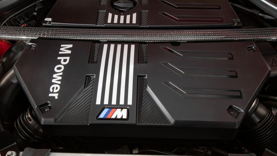 BMW X3 M Motor Reihensechszylinder R6 Biturbo