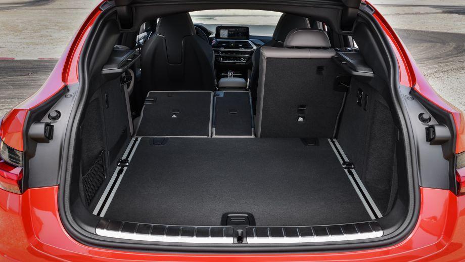 BMW X4 M Kofferraum