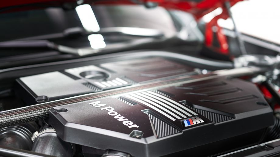 BMW X4 M Motor