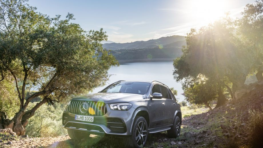 Mercedes-AMG GLE 53 4MATIC+ offroad