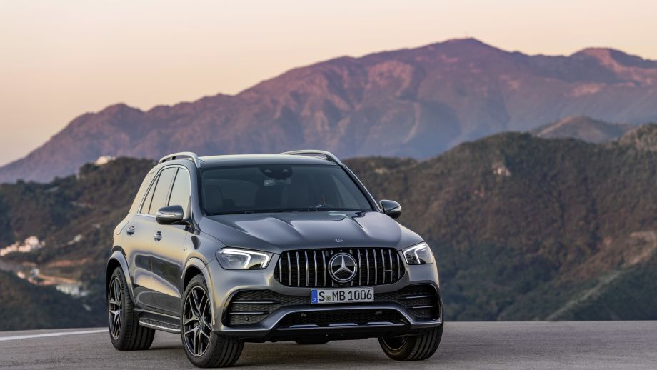 Mercedes-AMG GLE 53 4MATIC+ Grill