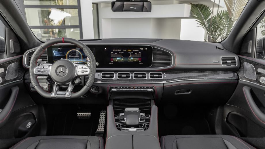 Mercedes-AMG GLE 53 4MATIC+  Cockpit Interieur
