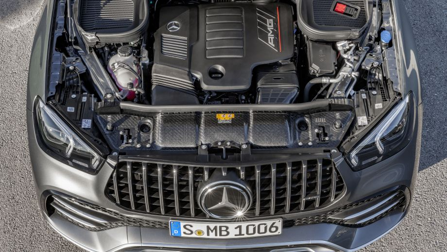 Mercedes-AMG GLE 53 4MATIC+ Motor Reihensechszylinder