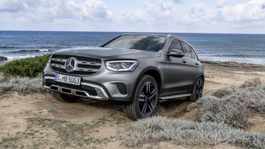 Mercedes-Benz GLC SUV AMG Line