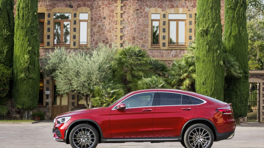 Mercedes-Benz GLC Coupé Facelift 2019 AMG