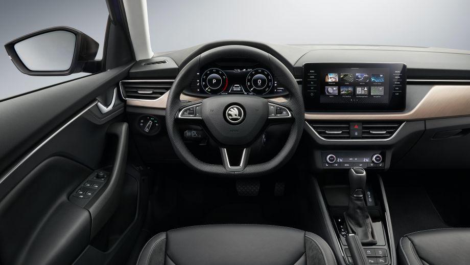 Skoda Scala Cockpit