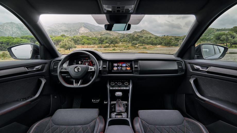 Skoda Kodiaq RS SUV