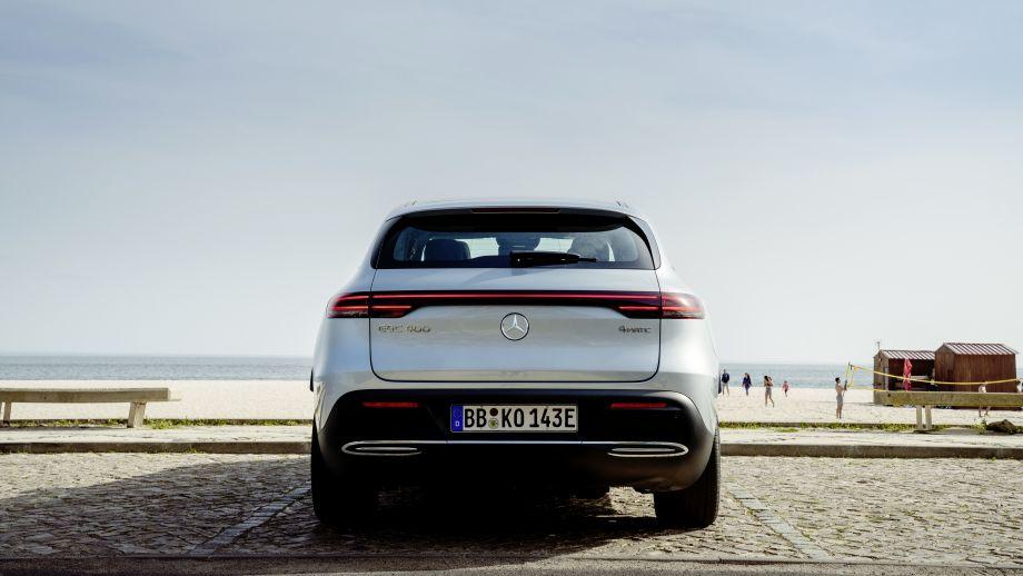 Mercedes-Benz EQC 400 Rücklicht