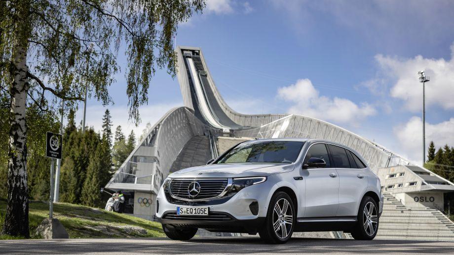 Mercedes-Benz EQC 400 Elektro