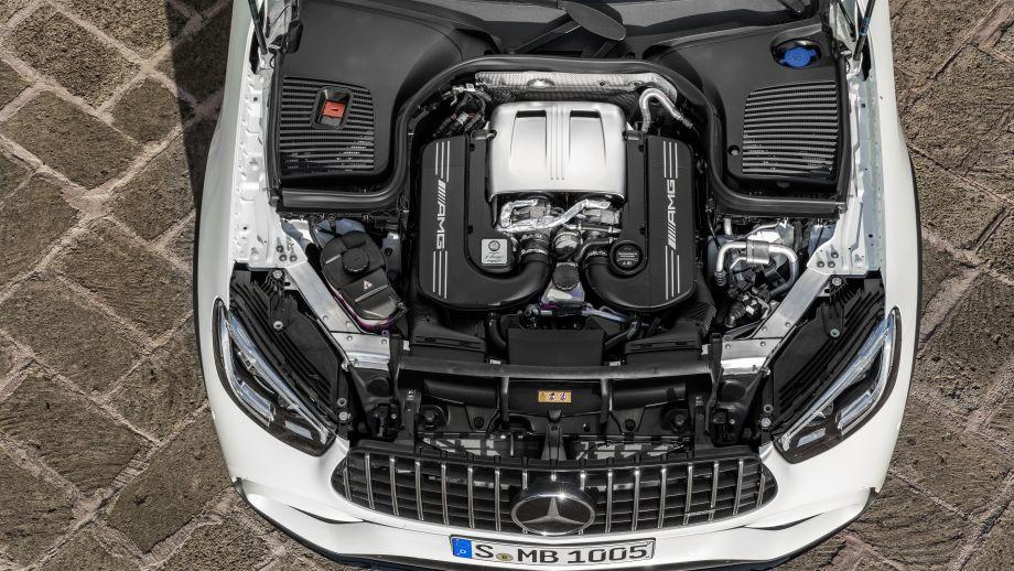 Mercedes-AMG GLC 63 4MATIC+ SUV  4.0 Liter V8