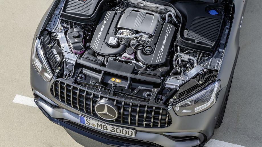 Mercedes-AMG GLC 63 Coupé v8 Biturbo