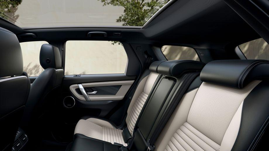 Land Rover Discovery Sport Rückbank