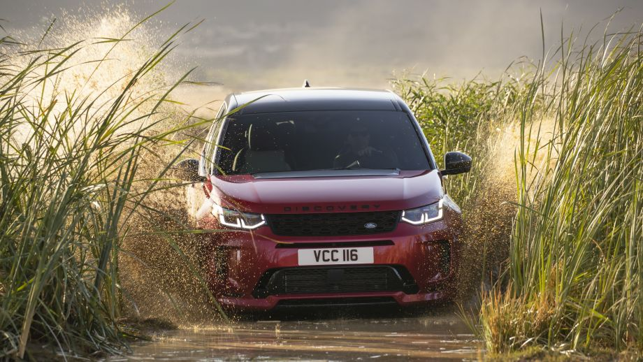 Land Rover Discovery Sport Offroad