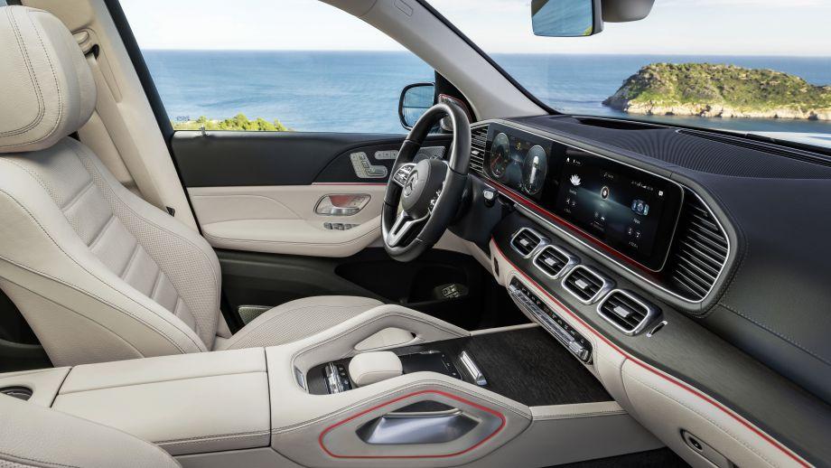 Mercedes-Benz GLS 2019 GLS400