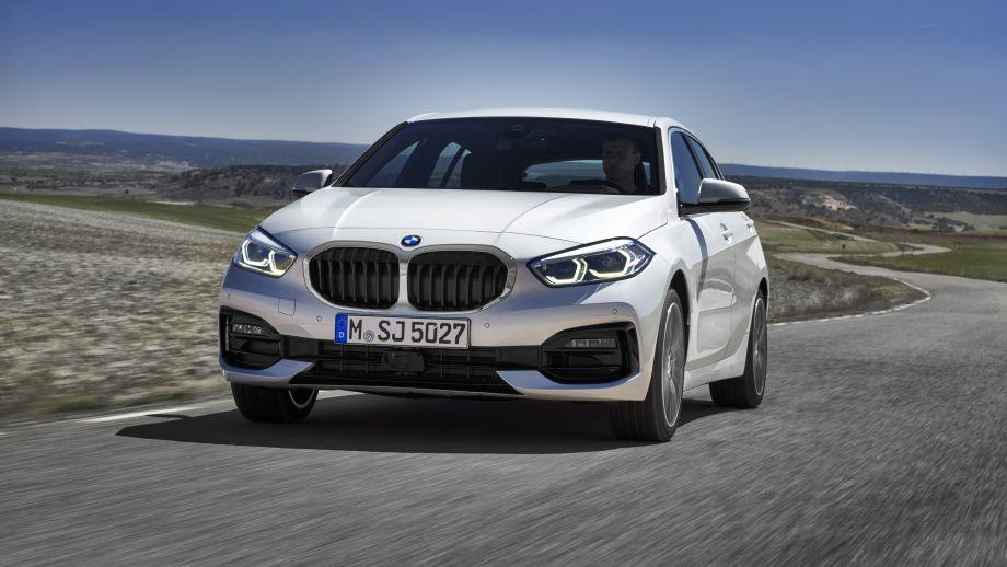 BMW 1er Niere
