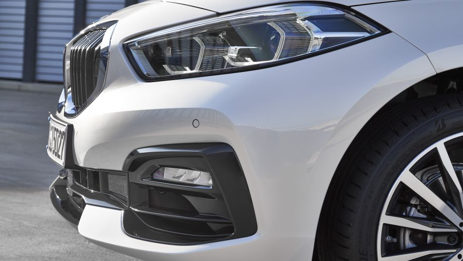BMW 1er 118d Scheinwerfer