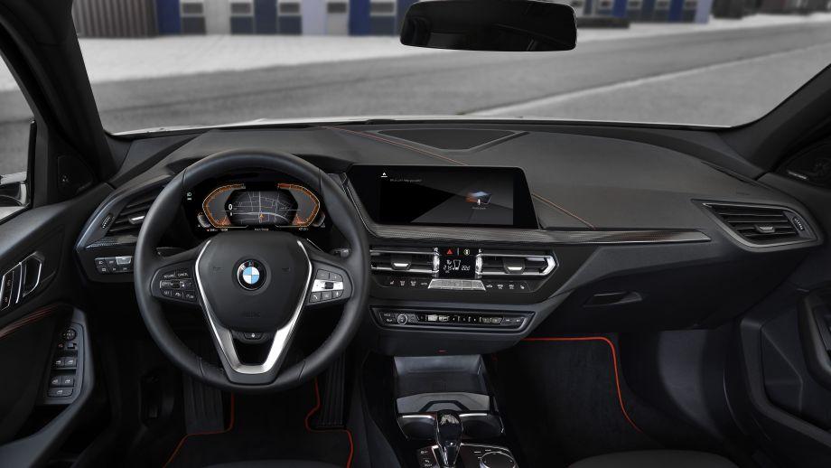 BMW 1er Interieur