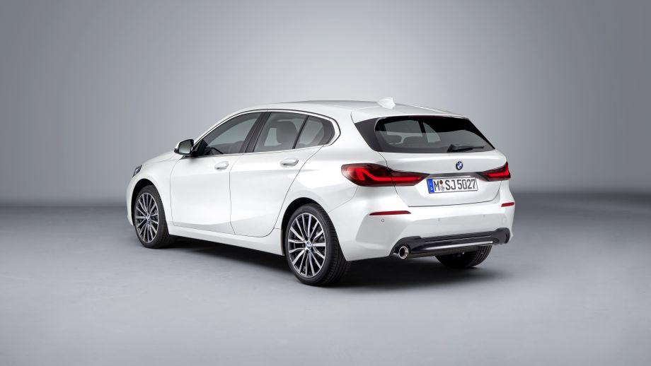 BMW 1er Heck