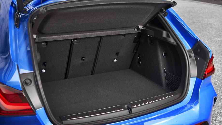 BMW M135i xDrive Kofferraum