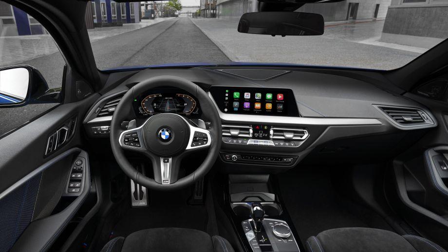BMW M135i xDrive Interieur