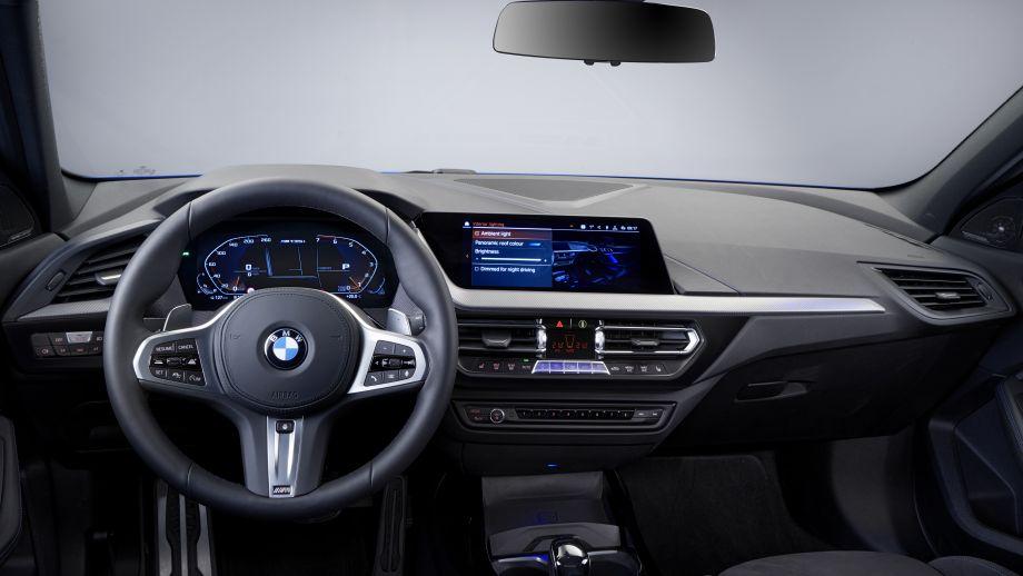 BMW M135i xDrive Lenkrad