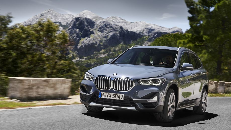 BMW X1 Facelift sDrive18d