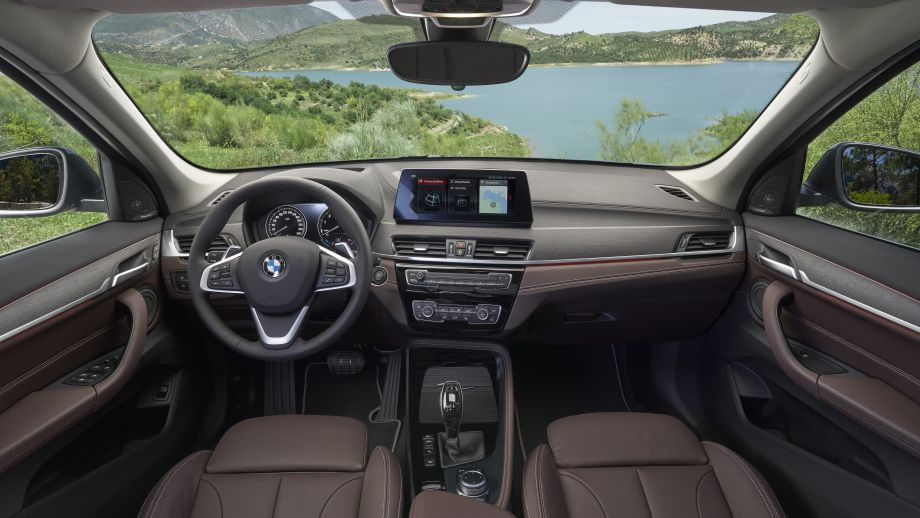 BMW X1 Facelift Interieur