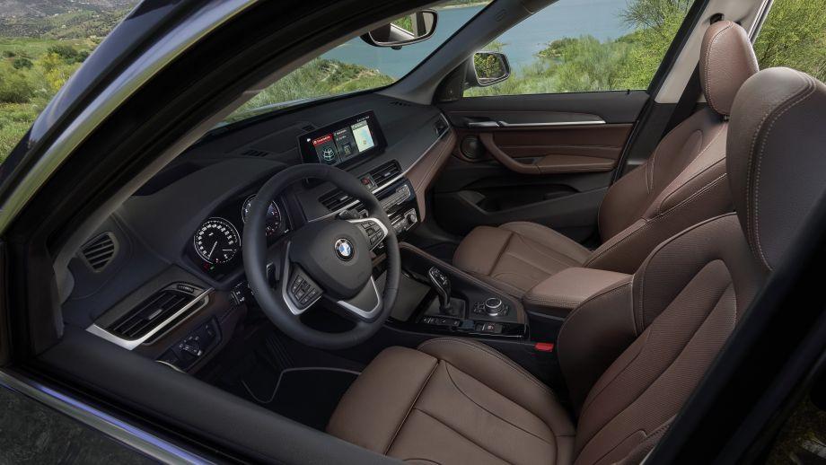 BMW X1 Facelift Sitze