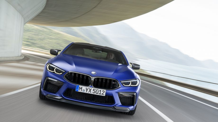 BMW M8 Coupe Competition