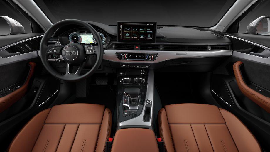 Audi A4 Cockpit Interieur