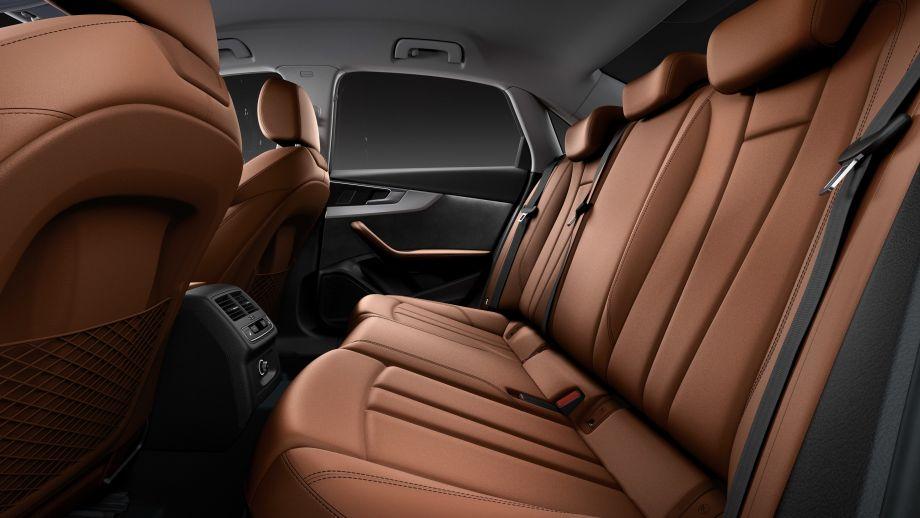 Audi A4 Fond