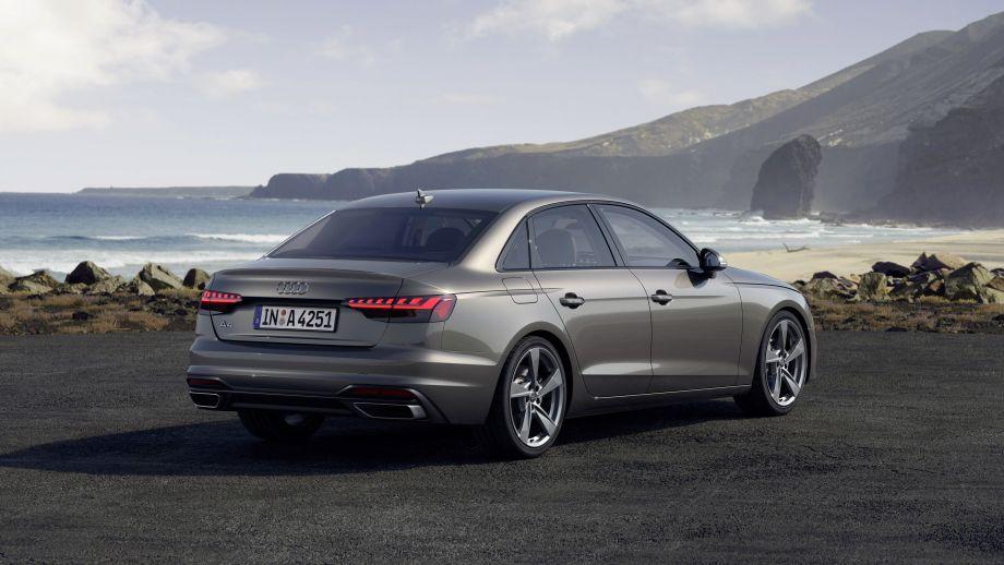 Audi A4 Rückleuchten