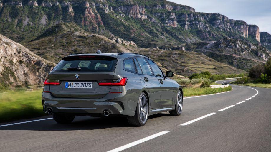 BMW 3er Touring Kombi Heck