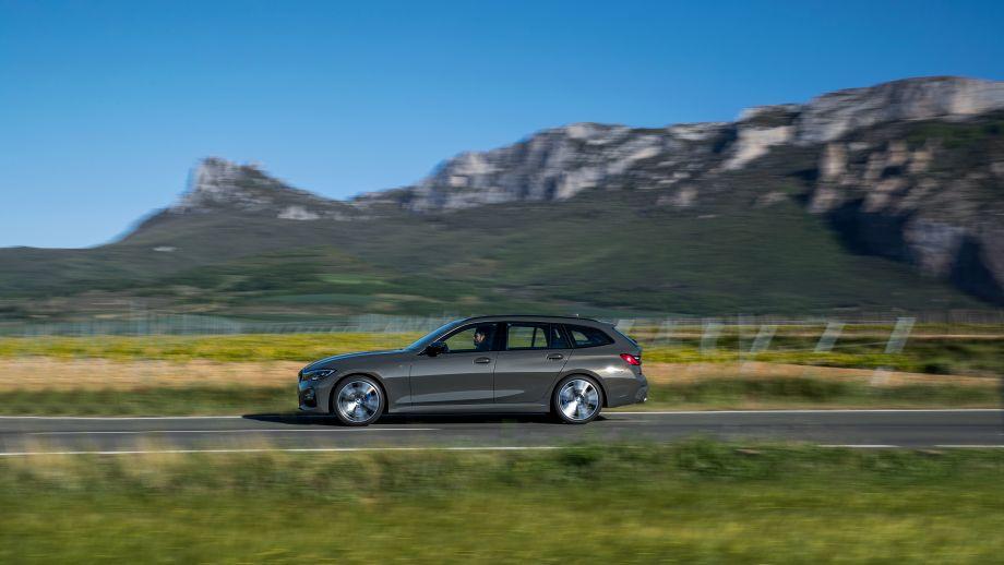 BMW 3er Touring Kombi Seiten