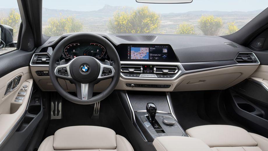 BMW 3er Touring Kombi Interieur