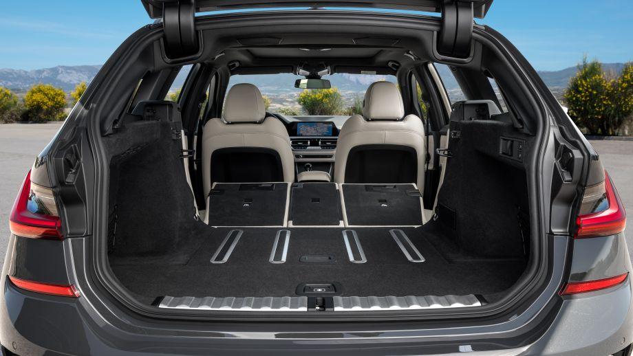 BMW 3er Touring Kombi Kofferraum