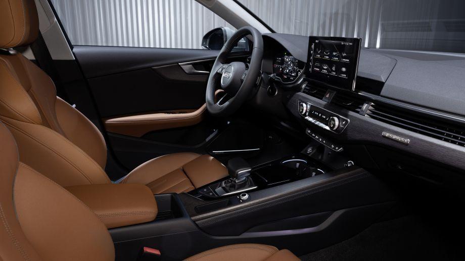 Audi A4 allroad quattro interieur Navigation Sitze