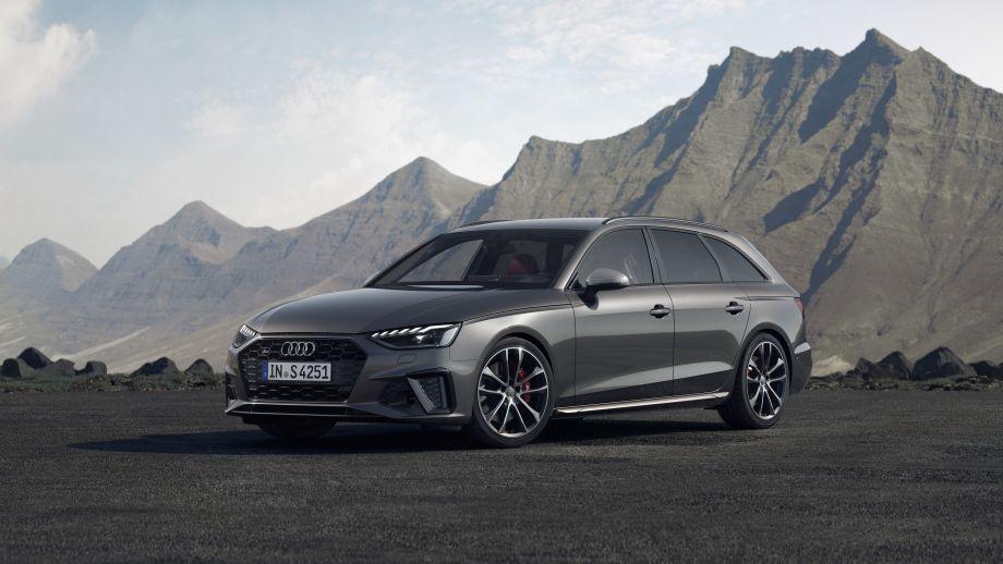 Audi S4 Avant TDI Grill LED 19 Zoll Felgen