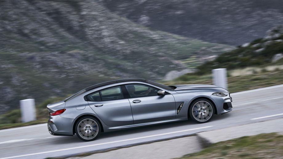 BMW 8er Gran Coupé 40d