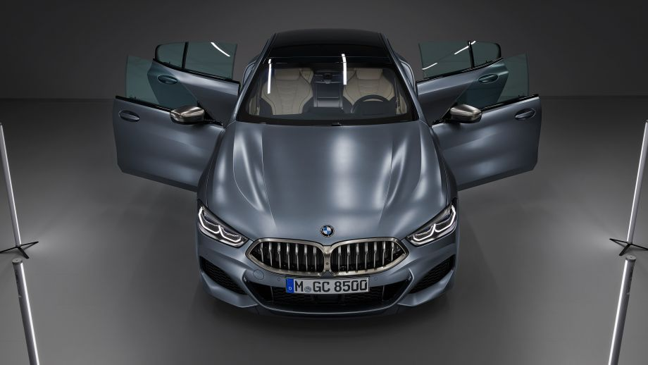 BMW 8er Gran Coupé