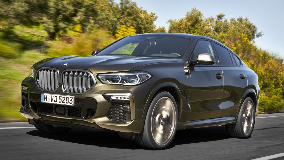 BMW X6 M50i