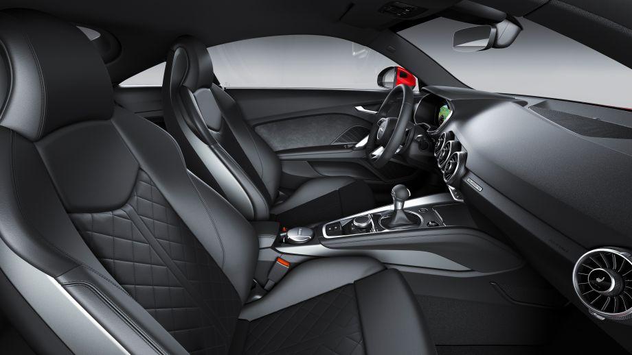 Audi TT Coupé Interieur